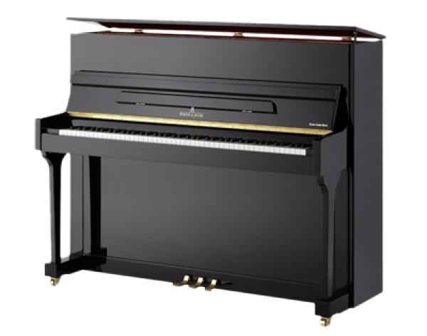 BURGER&JACOBI - 125EU - PIANOFORTE VERTICALE - Zecchini - Strumenti ...
