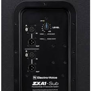 SUBWOOFER AMPLIFICATO ELECTROVOICE ZXA1-SUB
