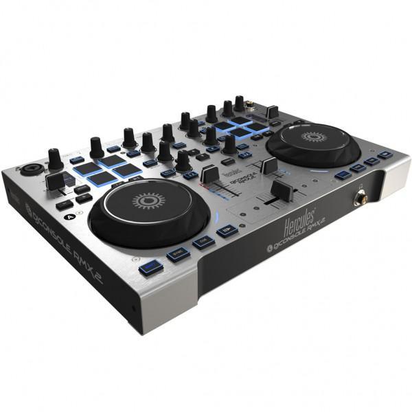 Hercules Rmx2 Dj Console Consolle Dj Digitali Zecchini Strumenti Musicali