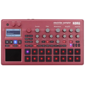 Campionatore sequencer KORG Electribe 2 Sampler RD