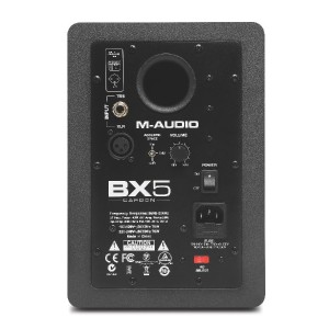 MONITOR DA STUDIO M-AUDIO BX5 CARBON