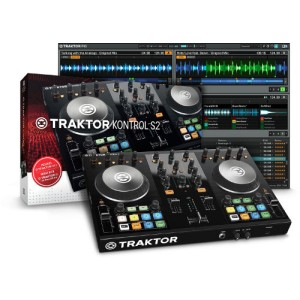 consolle dj digitali NATIVE INSTRUMENTS traktor control s2 mk2