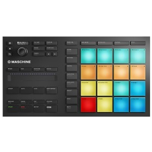 Groove Machines NATIVE INSTRUMENTS maschine mikro mk3