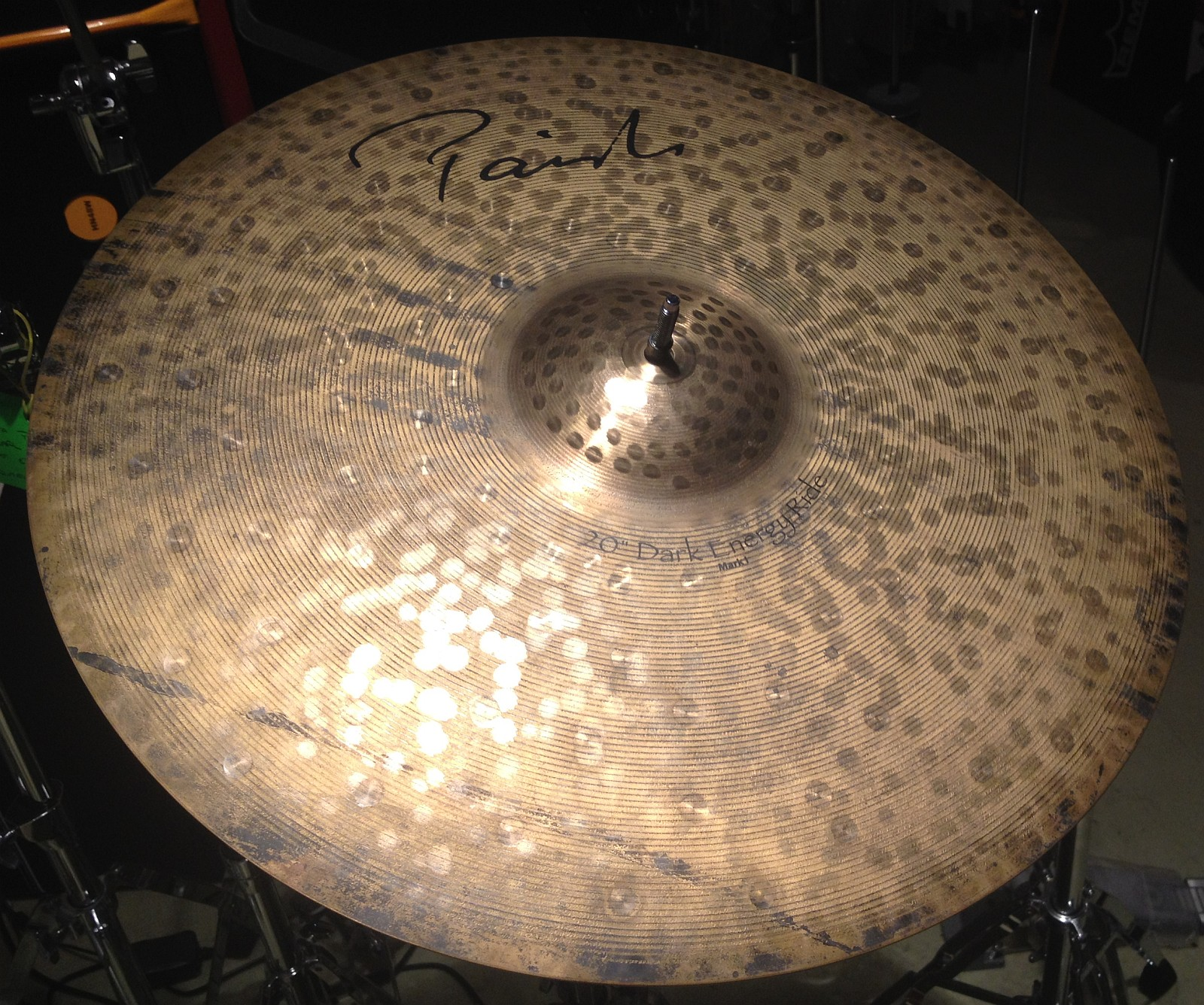 PAISTE signature dark energy mk1 20