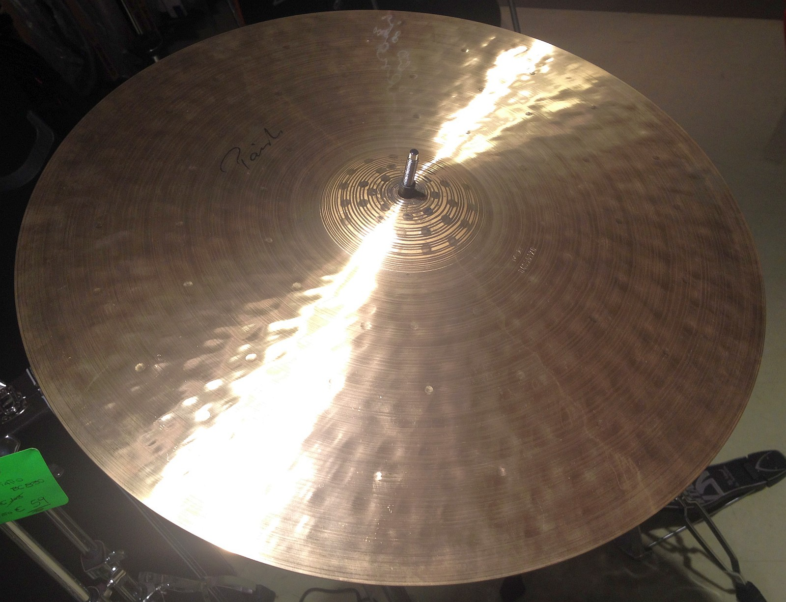 PAISTE SIGNATURE TRADITIONAL