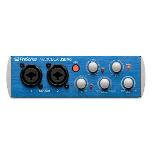 SCHEDA AUDIO PRESONUS Presonus audiobox 96