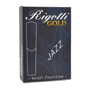 Ancia per sax tenore Rigotti Gold Jazz 2 medium