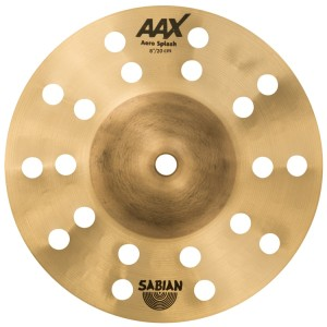 Piatto SABIAN AAX Aero Splash 8""