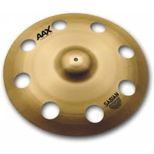 PIATTO SABIAN Aax o-zone crash 16""