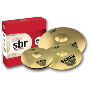 Set piatti SABIAN SBR 5003 Performance set