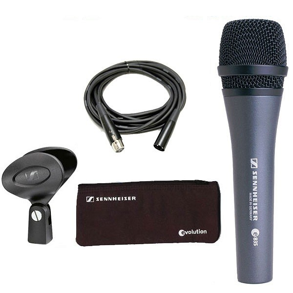 SENNHEISER E835 kit