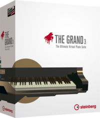 STEINBERG THE GRAND2 + update THE GRAND3