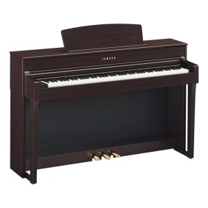 Pianoforte digitale YAMAHA Clp645r Dark Rosewood