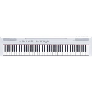 PIANOFORTE DIGITALE YAMAHA P115 WHITE