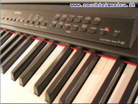 Piano Digitale Yamaha Yamaha P90 Pianoforte Digitale