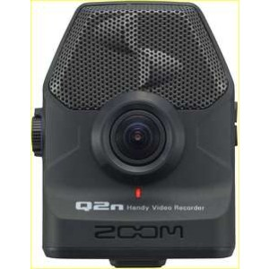 Registratore digitale audio vide ZOOM Q2n