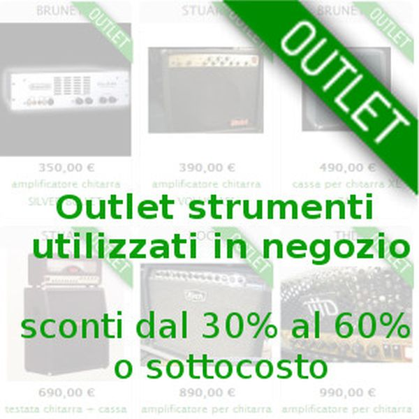 OUTLET - SOTTOCOSTO