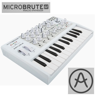 ARTURIA MICRO BRUTE WHITE POWER
