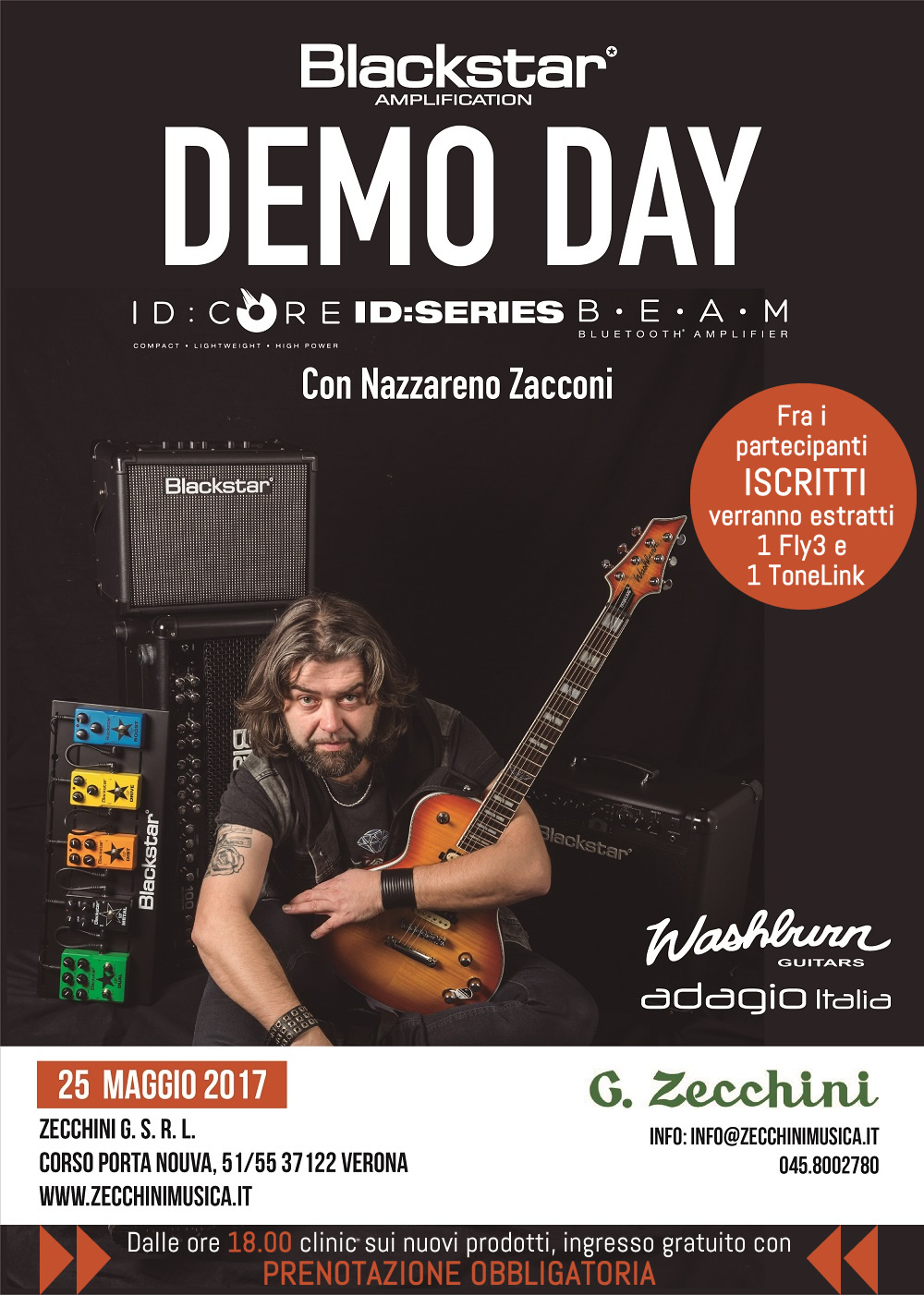 DEMO DAY BLACKSTAR - ZACCONI