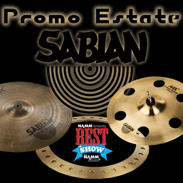 PROMO ESTATE SABIAN