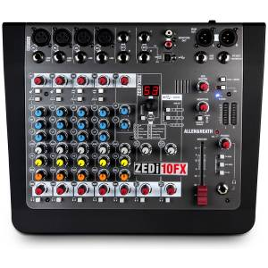 MIXER ALLEN & HEATH ZEDi10FX