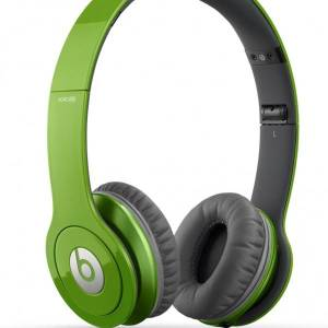 cuffia BEATS SOLO HD GREEN