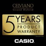 CASIO Gp300 bk Grand Hybrid