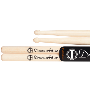 Drum Art 2B Hickory