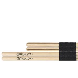 Drum Art HICKORY 2B SOFT SHOT