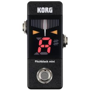 KORG Pitchblack PB-Mini Tuner