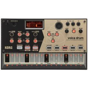 DIGITAL PERCUSSION KORG VOLCA DRUM