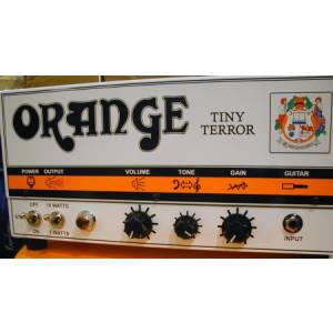 AMPLIFICATORE PER CHITARRA ORANGE TT15H TINY TERROR