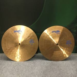 PAISTE 2000 MEDIUM HI HAT 14""