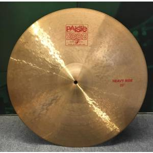 PAISTE 2002 HEAVEY RIDE 22""