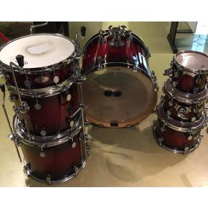 Batteria pdp X7 ALL MAPLE