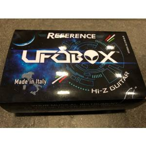 UFOBOX REFERENCE Ufobox Hi Z Guitar blue