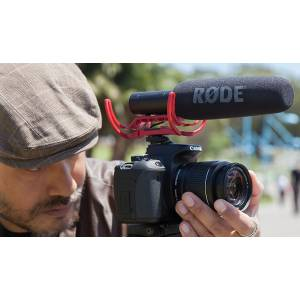 MICROFONO RODE VIDEO MIC RYCOTE