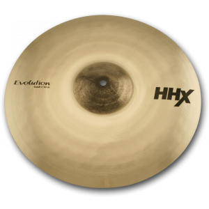 SABIAN HHX EVOLUTION CRASH 17