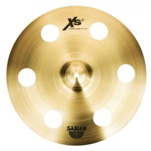 SABIAN XS20 O-ZONE CRASH 16