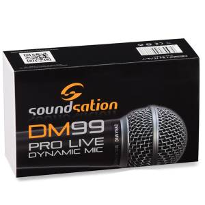 MICROFONO SOUNDSATION DM99
