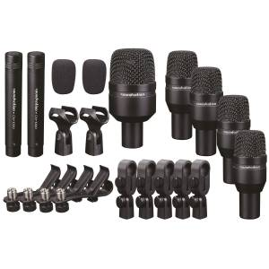 Set microfoni per batteria SOUNDSATION DSKIT-7
