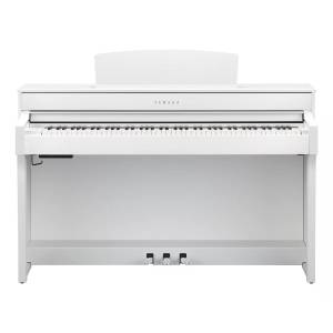 PIANOFORTE DIGITALE YAMAHA CLP645 White