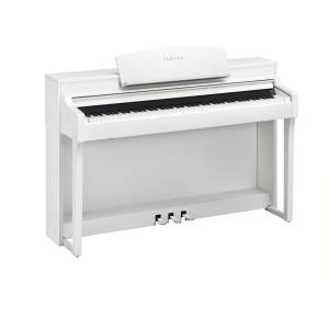 PIANOFORTE DIGITALE YAMAHA CSP150 WH
