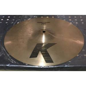 ZILDJIAN K DARK CRASH THIN 14""